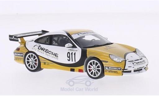 Porsche 996 GT3 1/43 Spark 911  No.911 Road Challenge 2004 miniature