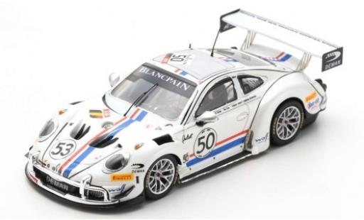 Porsche 992 GT3 1/43 Spark 911 (997) Cup MR No.50 24h Spa 2019 1969 Tribute L.Deman/S.Lemeret/M.Duez/A.Detavernier diecast model cars