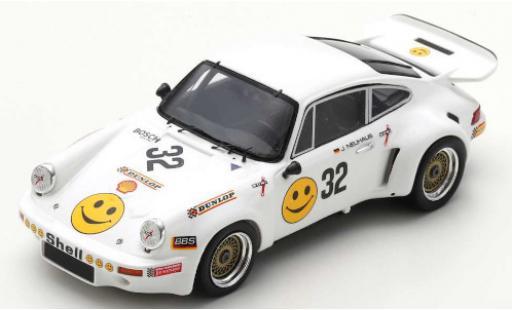 Porsche 930 RSR 1/43 Spark 911 Carrera 3.0 No.32 Team Joseph Brambring 1000km Nürburgring 1976 J.Neuhaus/J.Barth diecast model cars