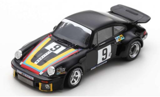 Porsche 930 RSR 1/43 Spark 911 Carrera 3.0 No.9 Ecuador Marlboro Team 24h Le Mans 1975 F.Merello/F.Madera/L.Larrea diecast model cars