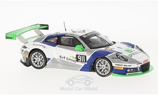 Porsche 991 GT3 R 1/43 Spark 911 GT3-R No.911 Herberth Motorsport 24h Spa 2017 J.Häring/A.Renauer/R.Renauer/M.Lieb modellino in miniatura