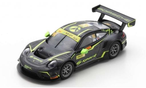 Porsche 992 GT3 R 1/43 Spark 911 No.912 Absolute Racing Fia GT World Cup Macau 2019 K.Estre diecast model cars
