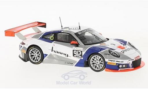 Porsche 991 GT3 R 1/43 Spark 911 GT3-R No.912 Herberth Motorsport 24h Spa 2017 D.Allemann/R.Bohn/S.Müller/M.Jaminet diecast model cars