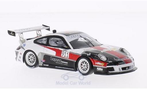 Porsche 991 GT3 RS 1/43 Spark 911 No.911 Pikes Peak 2014 V.Beltoise miniature