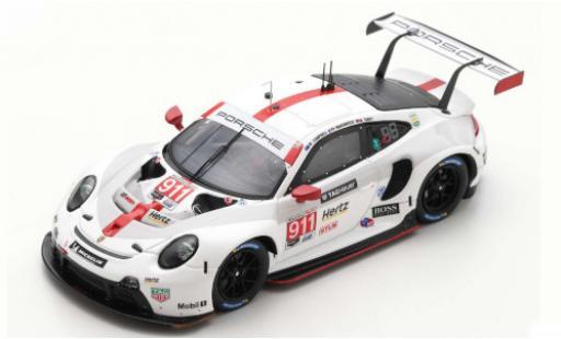 Porsche 992 RSR 1/43 Spark 911 (991) No.911 GT Team 24h Daytona 2020 N.Tandy/F.Makowiecki/M.Campbell diecast model cars