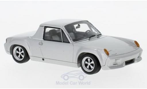 Porsche 916 1/43 Spark grise 1972 miniature