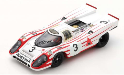 Porsche 917 1970 1/43 Spark K No.3 24h Daytona K.Ahrens Jr./V.Elford diecast model cars