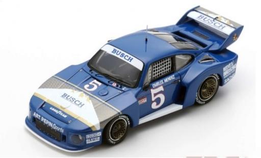 Porsche 935 1979 1/43 Spark No.5 IMSA Road Atlanta C.Mendez miniature