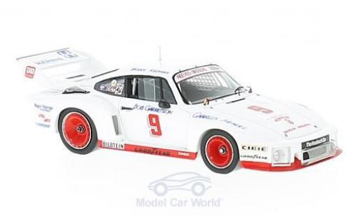 Porsche 935 1978 1/43 Spark No.9 12h Sebring 1978 B.Redman/C.Mendez/B.Garretson miniature