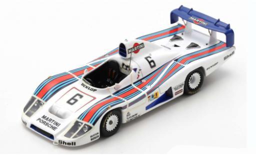 Porsche 936 1978 1/18 Spark /78 No.6 Martini Martini 24h Le Mans B.Wollek/J.Barth/J.Ickx diecast model cars