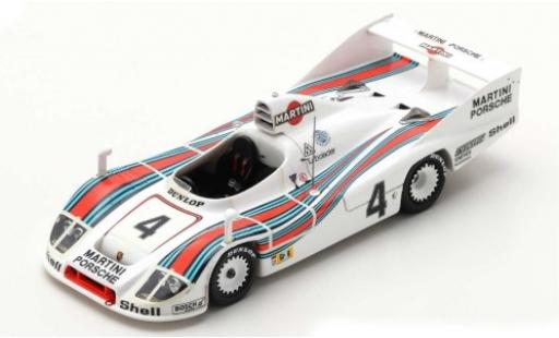 Porsche 936 1977 1/18 Spark No.4 Martini Racing System Martini 24h Le Mans J.Ickx/J.Barth/H.Haywood diecast model cars
