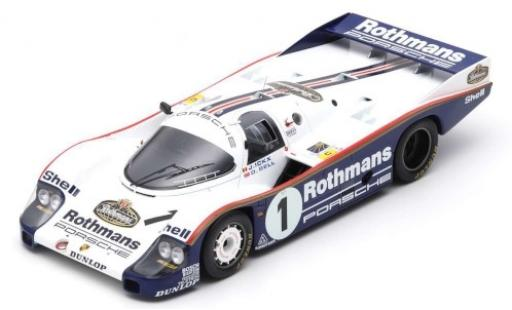 Porsche 993 1/18 Spark 956 No.1 Rothmans Rothmans 24h Le Mans 1 J.Ickx/D.Bell miniature