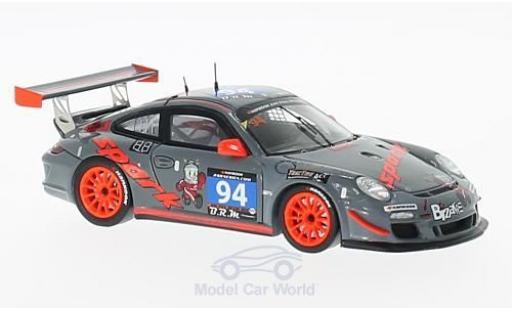 Porsche 997 1/43 Spark Cup No.94 Spark Motorsport 24h Paul Ricard 2016 H.Ripert/J.Gounon/S.Ortelli/R.Dumas diecast model cars