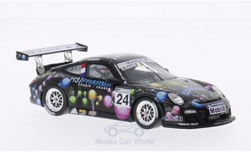 Porsche 997 GT3 Cup 1/43 Spark GT3 Cup No.24 Matmut Carrera Cup 2011 H.Hassid miniature