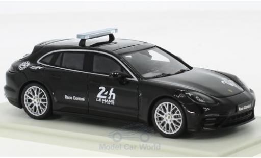 Porsche Panamera Sport Turismo 1/43 Spark 24h Le Mans 2018 Race Control miniature