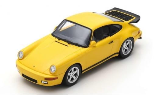 Ruf CTR 1/18 Spark Porsche RUF Yellowbird 1987 miniatura