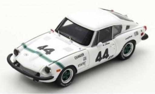 Triumph GT6 1/43 Spark No.44 Group 44 SCCA ARRC 1969 M.Downs modellino in miniatura