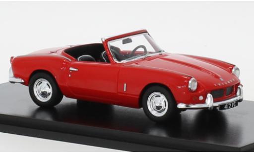 Triumph Spitfire 1/43 Spark 4 rojo 1962 coche miniatura