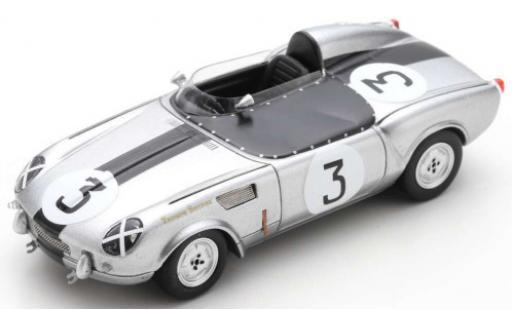 Triumph Spitfire 1/43 Spark RHD No.3 GP Macau 1965 W.Sulke miniature