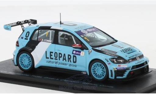 Volkswagen Golf 1/43 Spark GTI TCR No.1 TCR International Series Macau Guia Race 2016 S.Comini miniature