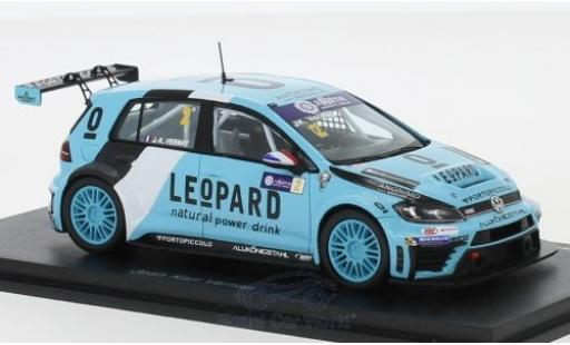 Volkswagen Golf 1/43 Spark GTI TCR No.2 TCR International Series Macau Guia Race 2016 J-K.Vernay miniature
