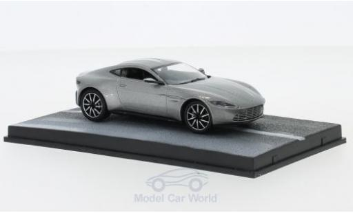Aston Martin DB10 1/18 SpecialC 007 metallise grise James Bond 007 2014 Spectre ohne Vitrine miniature
