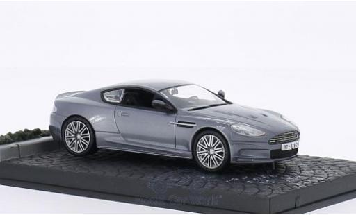 Aston Martin DBS 1/18 SpecialC 007 mettalic grau James Bond 007 Casino Royal ohne Vitrine modellautos