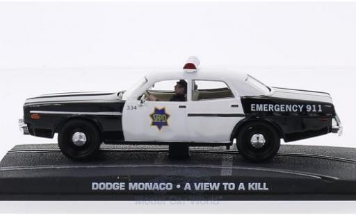 Dodge Monaco 1/43 SpecialC 007 James Bond 007 Im Angesicht des Todes ohne Vitrine miniature
