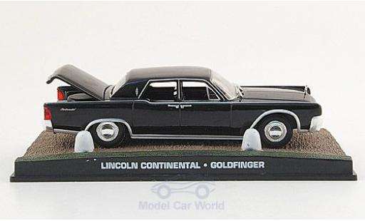 Lincoln Continental 1/43 SpecialC 007 noire James Bond 007 1964 Goldfinger ohne Vitrine miniature
