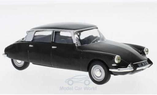 Citroen DS 21 1/43 SpecialC 108 black diecast model cars