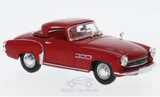 Wartburg 313 1/18 SpecialC 108 /1 Sport rouge miniature