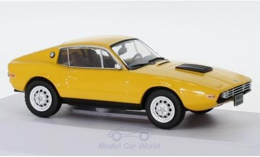 Saab Sonett 1/43 SpecialC 113 III (97) jaune 1971 miniature