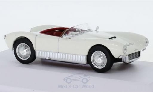 Saab Sonett 1/43 SpecialC 113 Super Sport (94) blanche 1956 miniature