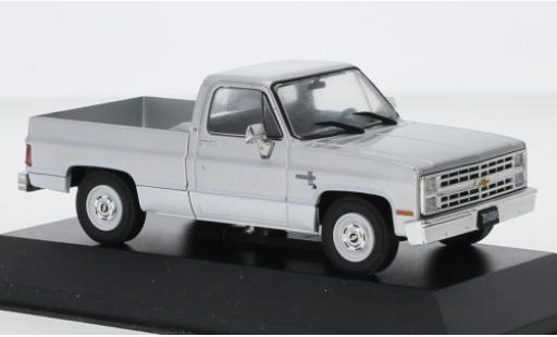Chevrolet C-10 1/43 SpecialC 120 Silverado grey/white 1986 diecast model cars