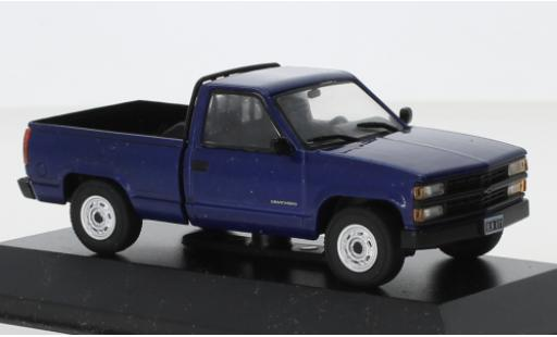 Chevrolet Silverado 1/43 SpecialC 120 metallise blue 1997 diecast model cars