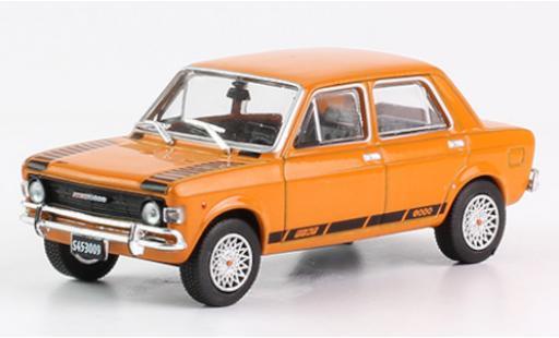 Fiat 128 1/43 SpecialC 120 TV orange/black 1971 diecast model cars