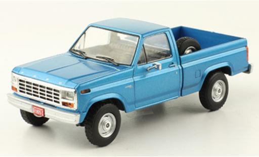 Ford F-1 1/43 SpecialC 120 00 metallise bleue 1982 miniature