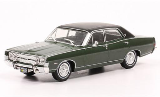 Ford Fairlane 1/43 SpecialC 120 LTD V8 metallise verte/matt-noire 1969 miniature