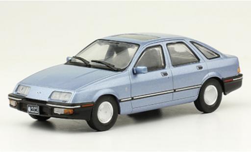 Ford Sierra 1/43 SpecialC 120 Ghia metallise bleue 1984 miniature
