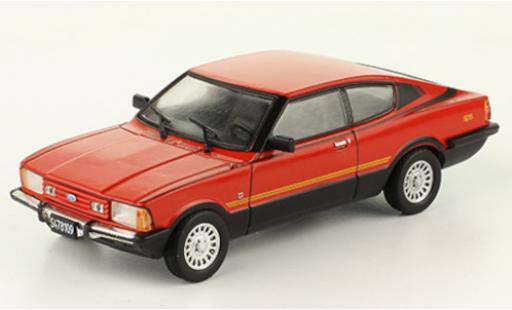 Ford Taunus 1/43 SpecialC 120 GT SP5 rouge/noire 1983 miniature