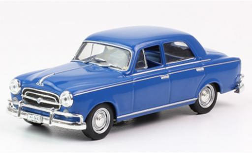 Peugeot 403 1/43 SpecialC 120 azul 1960 coche miniatura