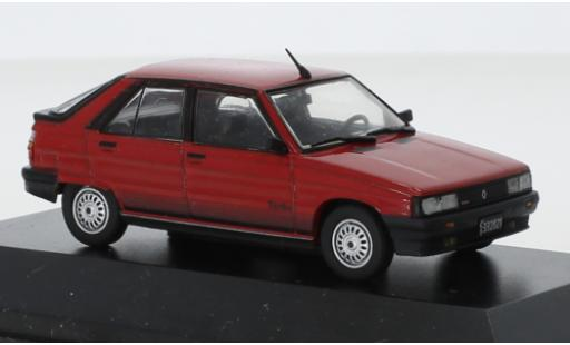 Renault 11 1/43 SpecialC 120 Turbo red 1986 diecast model cars