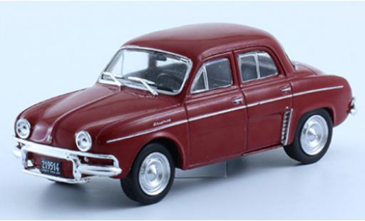 Renault Dauphine 1/43 SpecialC 120 red 1965 diecast model cars