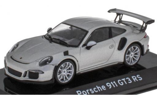 Porsche 991 GT3 RS 1/43 SpecialC 121 911 (.1) grey 2015 diecast model cars