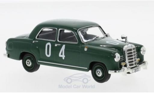 Mercedes 180 1/43 SpecialC 16 D No.04 Mille Miglia 1955 H.Retter/W.Larcher ohne Vitrine miniature