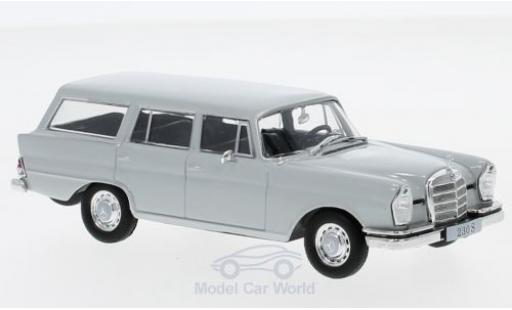 Mercedes 230 1/43 SpecialC 16 S Universal (W111) grise 1967 ohne Vitrine miniature