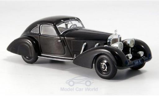 Mercedes 500 1/43 SpecialC 16 K Autobahnkurier noire 1934 ohne Vitrine miniature