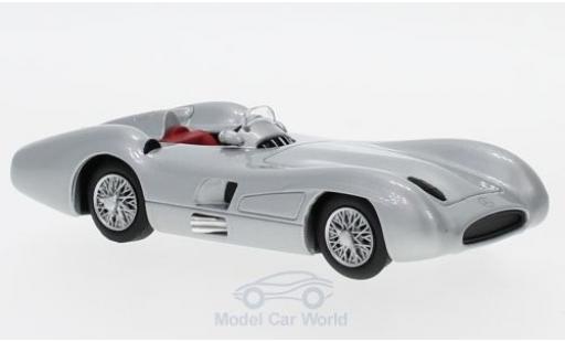 Mercedes W 196 1/43 SpecialC 16 R Stromlinie grey 1955 ohne Vitrine diecast model cars
