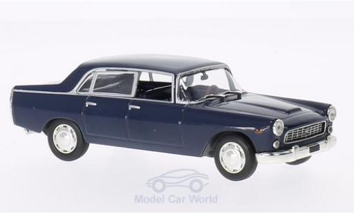 Lancia Flaminia 1/43 SpecialC 20 Berlina bleue 1960 ohne Vitrine miniature
