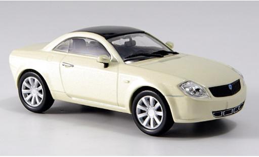 Lancia Fulvia 1/43 SpecialC 20 Concept metallise beige 2003 sans Vitrine miniature